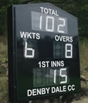 Electronic Cricket Scoreboard Solutions